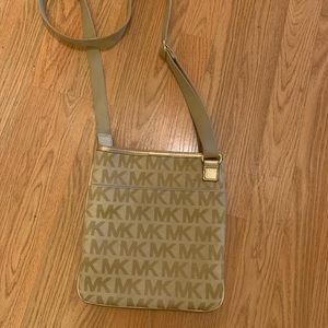 MK Cross Body Purse